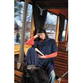 Cocoon Travel Blanket - CoolMax rojo